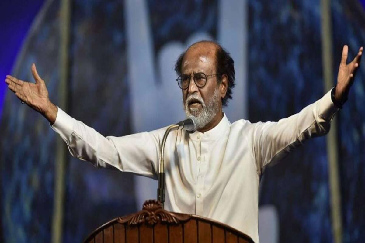 राजनीति ज्वाइन नहीं करेंगे रजनीकांत, फिर से जारी किया एक बार बयान