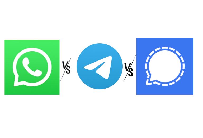 नई पॉलिसी से WhatsApp को बड़ा झटका, सिग्नल और टेलीग्राम के डाउनलोड्स का आंकड़ा 40 लाख के पार