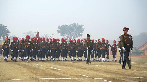 सेना दिवस पर राष्ट्रपति, पीएम मोदी और रक्षामंत्री ने दी जवानों को बधाई
