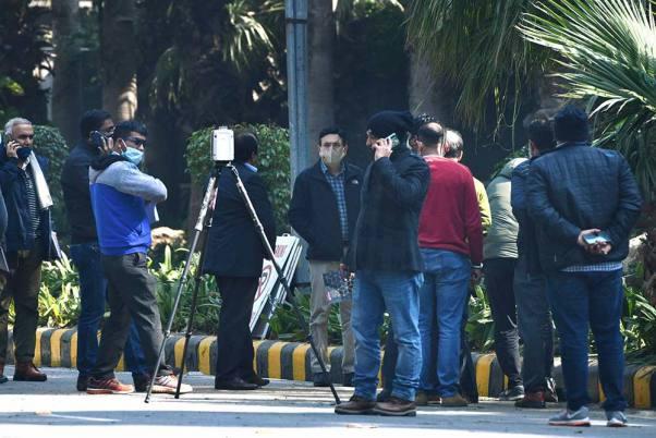 एनआईए करेगी इजरायल दूतावास के पास हुए विस्फोट की जांच