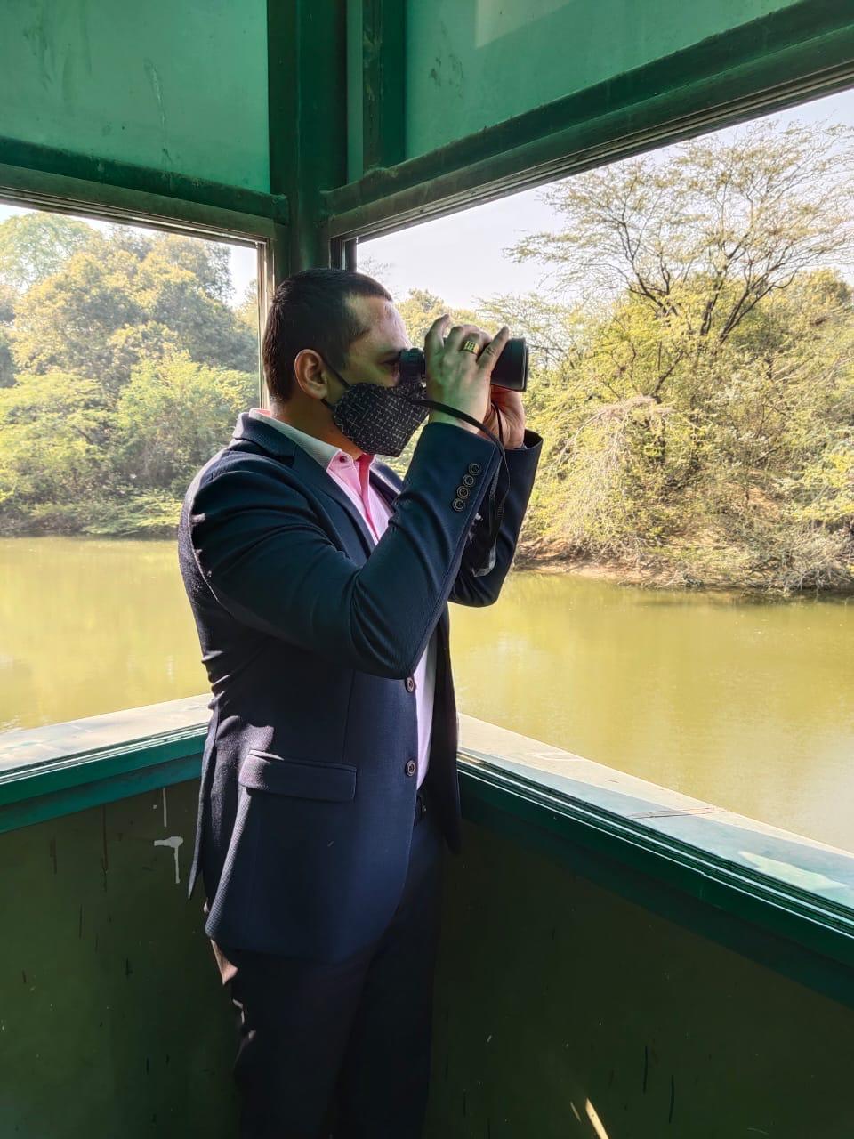 विश्व आर्द्रभूमि दिवस आज, कानपुर कमिश्नर ने किया वेटलैंड क्षेत्र का दौरा