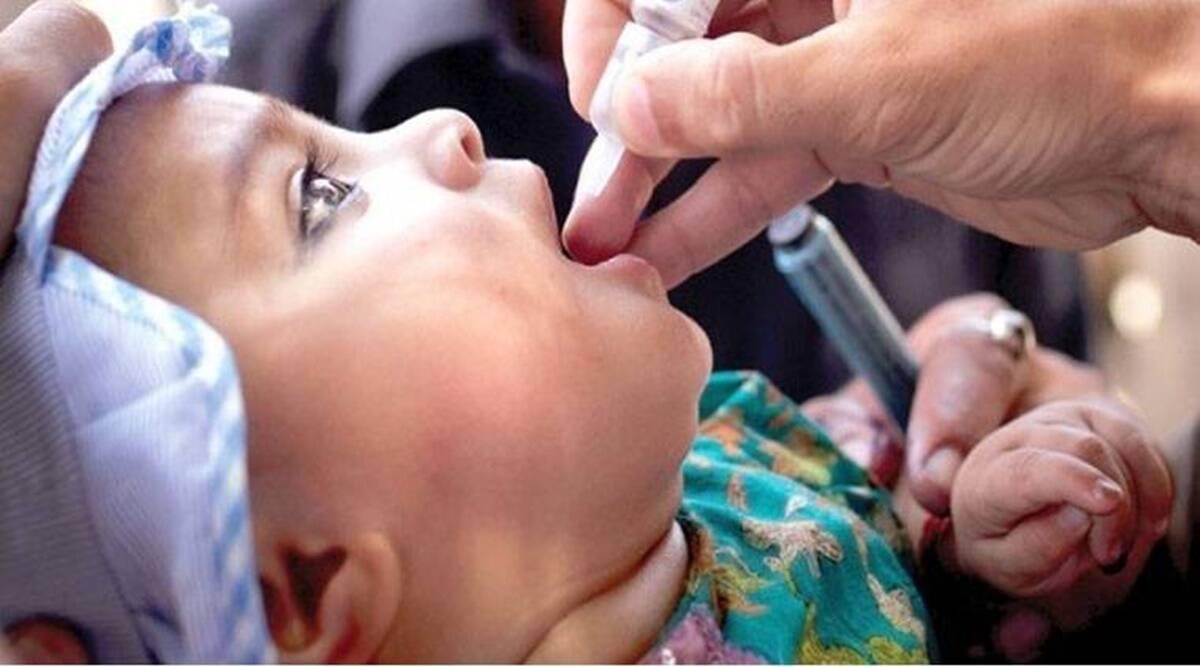 महाराष्ट्र में बड़ी लापरवाही आई सामने, 12 बच्चों को पोलियो ड्रॉप के जगह पिलाया सैनिटाइजर