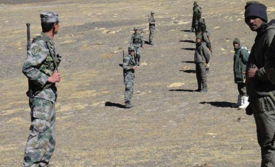 भारतीय सीमा में घुसपैठ करते हुए पकड़ा गया चीनी सैनिक