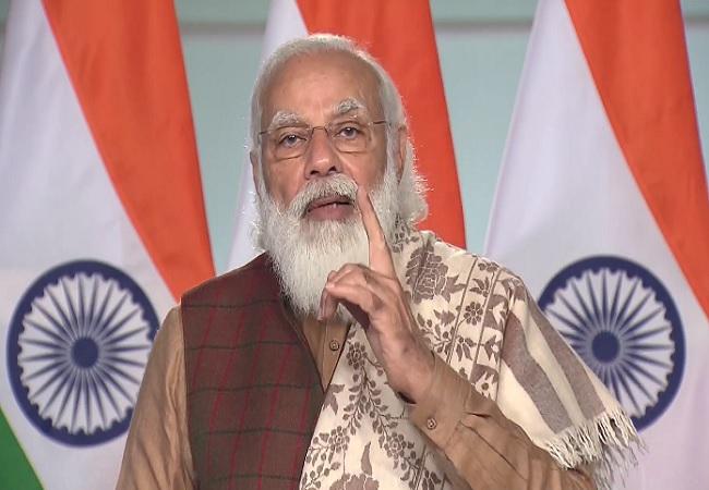 प्रधानमंत्री मोदी ने किया प्रवासी भारतीय दिवस सम्मेलन का उद्घाटन