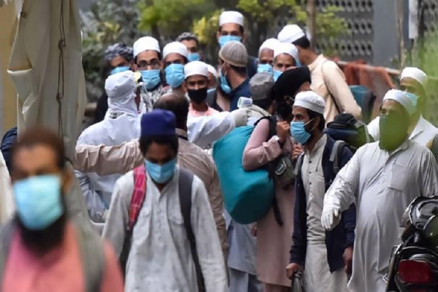 तबलीगी जमात के 960 विदेशी नागरिकों पर भारत में 10 साल के लिए प्रतिबन्ध