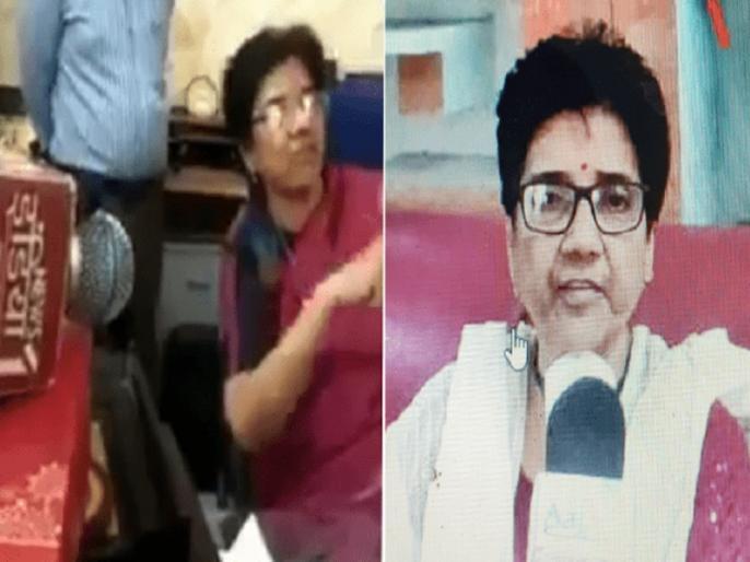विवादित वायरल वीडियो पर कानपुर मेडिकल कॉलेज की प्राचार्य ने दी सफ़ाई, रिपोर्टर ने स्टिंग ग़लत तरीक़े से किया