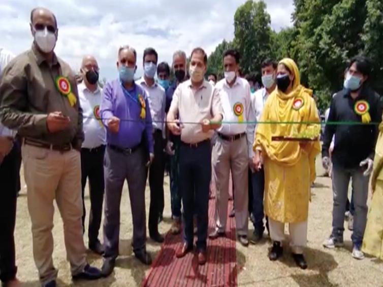 गांदरबल में किसान मेला का हुआ उद्घाटन