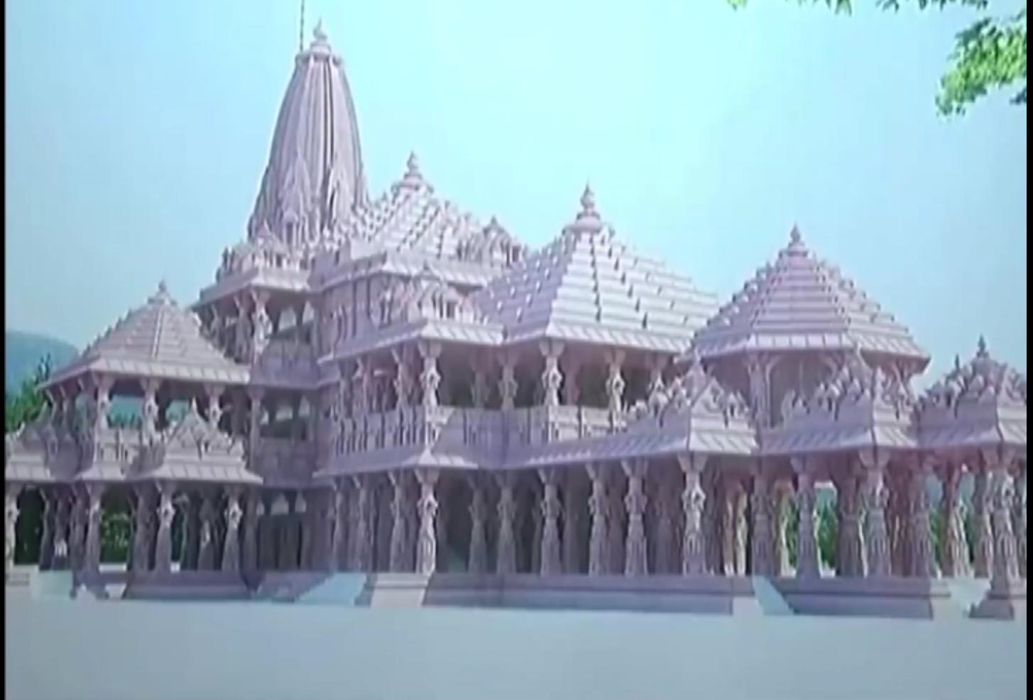 2023 तक अयोध्या में तैयार हो जाएगा राम मंदिर , जानें डिजाइन में क्या हुआ बदलाव