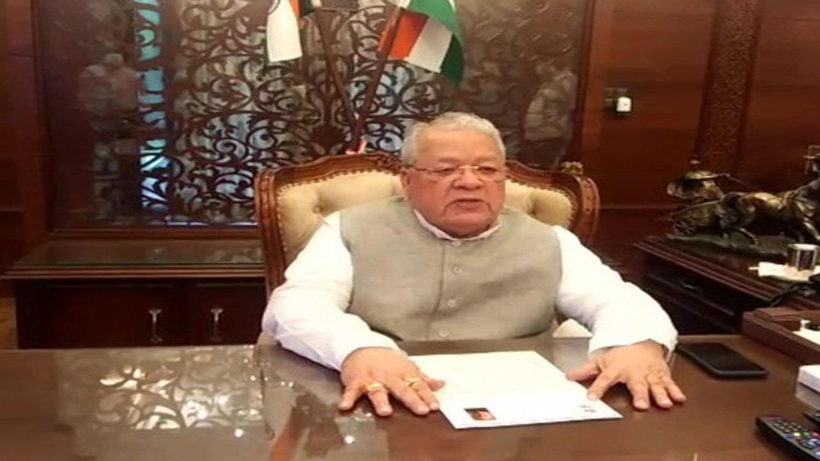 राज्यपाल कलराज मिश्र ने विधानसभा सत्र बुलाने को लेकर सहमति जताई, रखी तीन शर्तें