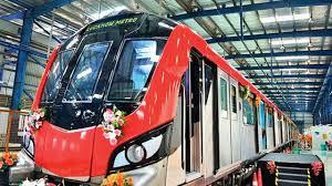 यूपीएमआरसीएल ने ब्लू लाइन मेट्रो का डीपीआर, प्रदेश सरकार को भेजा
