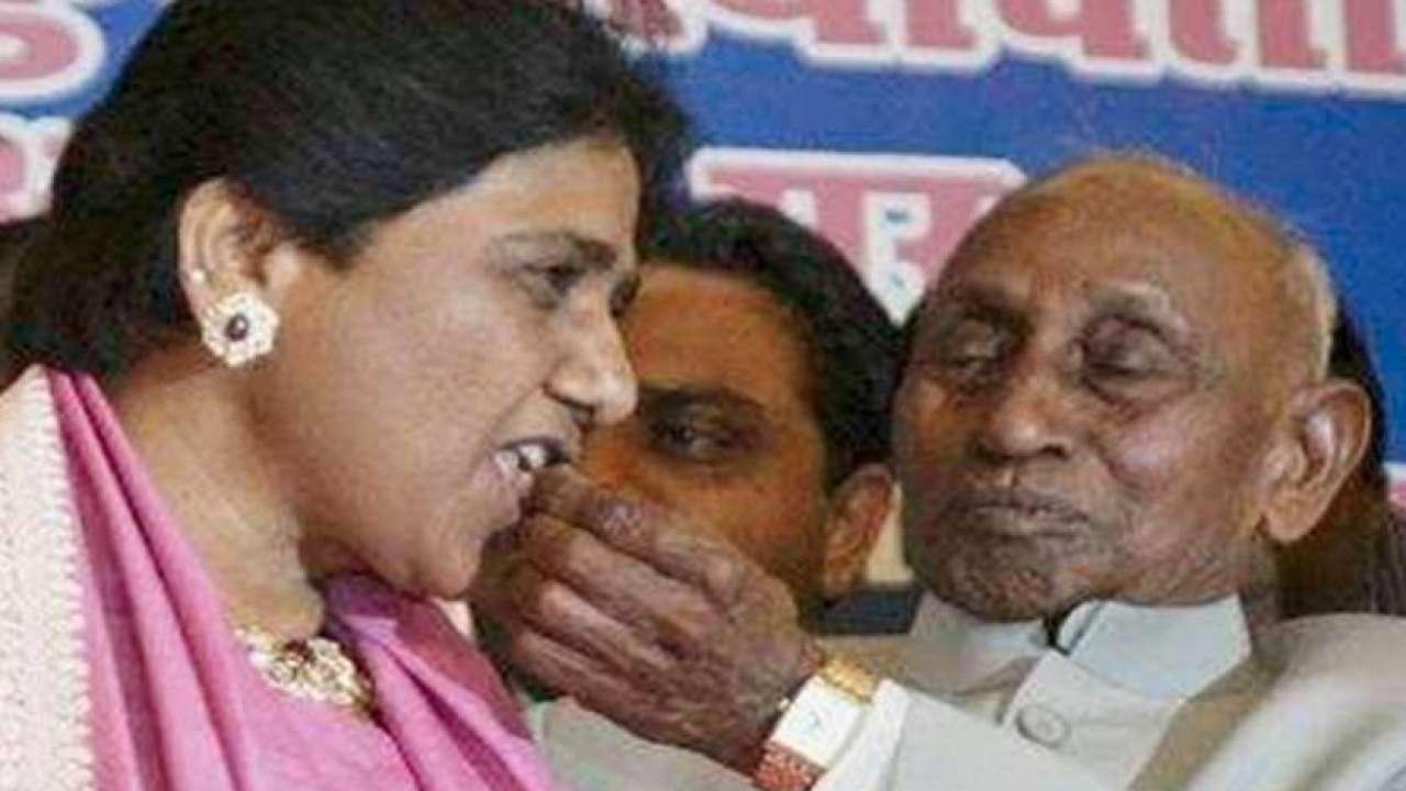 बसपा प्रमुख मायावती के पिता प्रभुदयाल नहीं रहे, 95 वर्ष की उम्र में निधन, दिल्ली में ली अंतिम सांस
