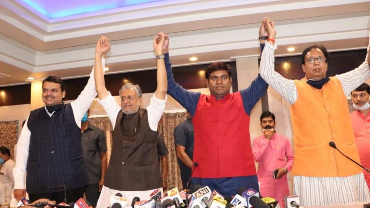 VIP को एनडीए ने गले लगाया, बीजेपी ने अपने कोटे से दी इतनी सीटें