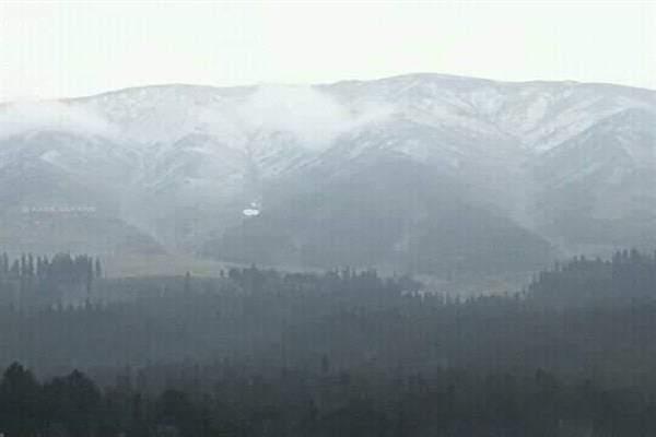 गुलमर्ग में मौसम की पहली बर्फबारी हुई, ठंड ने दी दस्तक