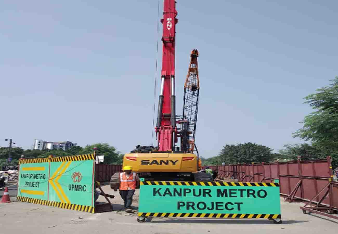 कानपुर मेट्रो की राह में रोड़ा बनी दुकानें टूटेंगी