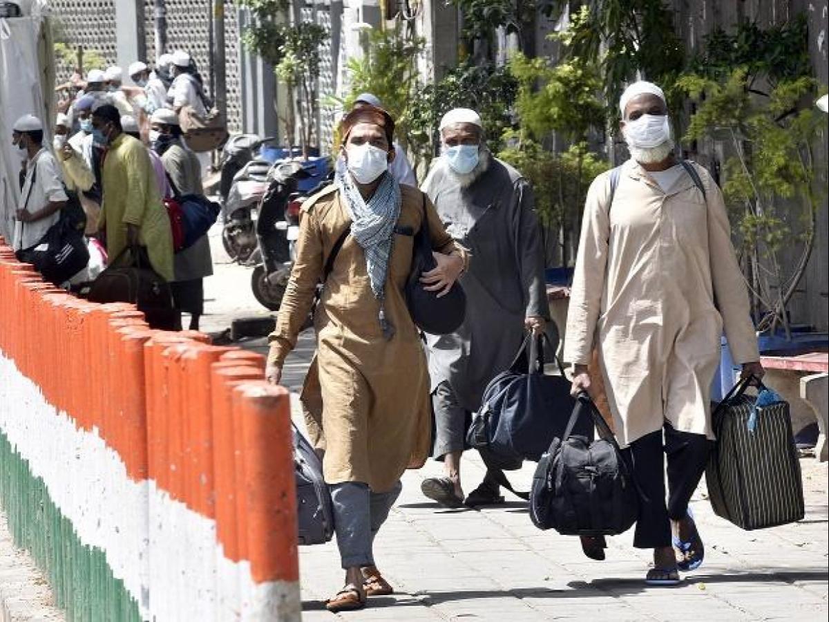 दिल्ली के क्वारनटीन सेंटर में रखे गए जमाती जा सकेंगे घर - गृह मंत्री सत्येंद्र जैन