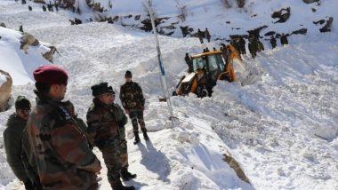 उत्तराखंड में हिमस्खलन, नौसेना का पर्वतारोही दल इसकी चपेट में आ गया