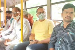 कानपुर में सिटी बसों का हॉल जानने के लिये ये किसने किया आमयात्री की तरह सफर- बाद में क्या हुआ इस स्टिंग आपरेशन से..देखिये ये रिपोर्ट