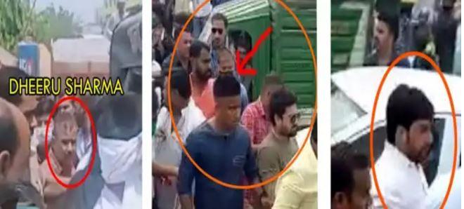 कानपुर- बीजेपी जिला मंत्री की पार्टी में पहुंचा हिस्ट्रीशीटर- पकड़ने गयी पुलिस का जिलामंत्री ने किया घेराव