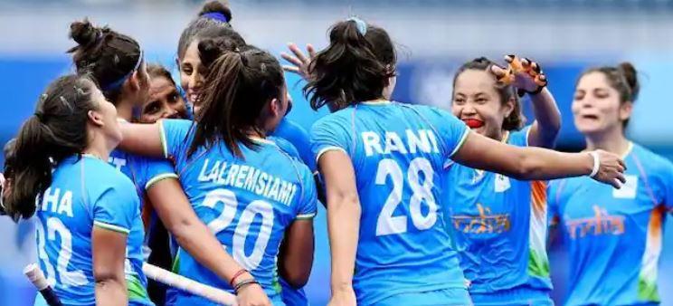 महिला हॉकी टीम ने बनाया इतिहास-ओलंपिक में भारतीय नारी का जलवा कायम