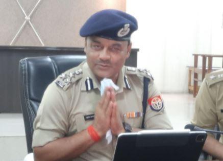KANPUR- आनंद प्रकाश ने लिया अपर पुलिस आयुक्त का चार्ज