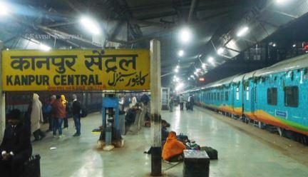 रेलवे ने सौर उर्जा से बिजली बनाकर कमाएं 1.10 करोड़, कानपुर सेन्ट्रल, अनवरगंज स्टेशन भी शामिल