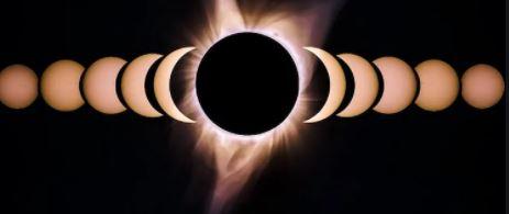 2021 का पहला सूर्य ग्रहण आज