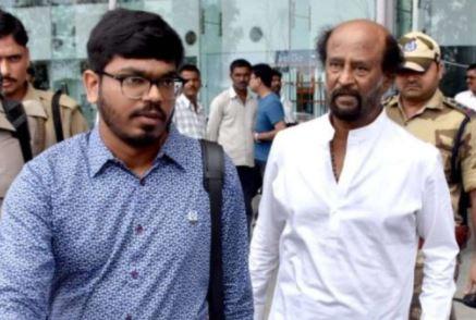 लखनऊ- रजनीकांत की फिल्म की शूटिंग रुकवाई गयी,मुस्लिम धर्म गुरु ने किया था विरोध