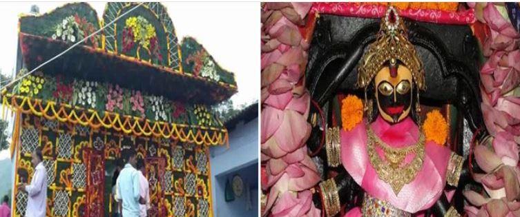 मां का मंदिर जहां 16 दिनों का होता है नवरात्रि पर्व,दाल-चावल का लगता है भोग