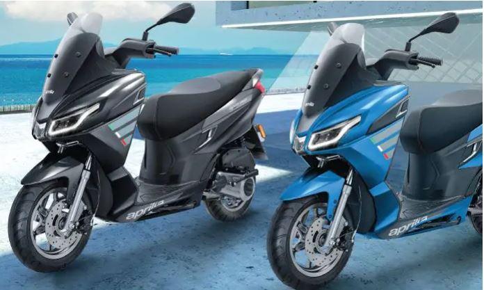 5000 रुपये मे बुक करे Piaggio का एप्रिलिया स्कूटर, जल्द ही आयेगा इंडियन मार्केट मे