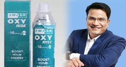 अब जेब में होगी आक्सीजन-आईआईटी कानपुर के डॉ. संदीप पाटिल ने बनाई ऑक्सीराइज नाम की बोतल