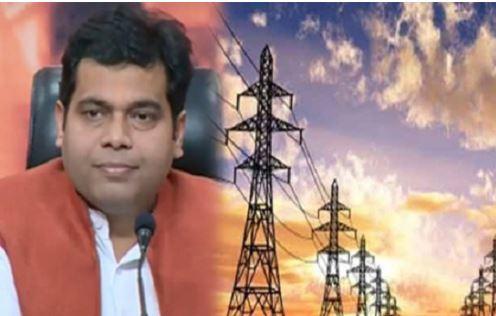 बिजली अभिंयताओं से ऊर्जा मंत्री ने कहा-आंदोलन त्याग कर मनाये त्यौहार