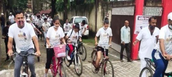 आजादी के अमृत महोत्सव में सुनायेंगे युवाओं को गाथा- चलेंगे बीएचयू से दिल्ली तक