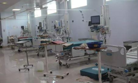 चिनहट मे 80 बेड का हॉस्पिटल होगा तीसरी लहर से बचने का एडवांस ओटी फैसिलिटी से लैस हॉस्पिटल