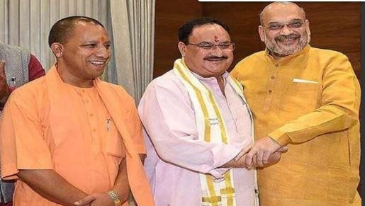 बीजेपी और संघ की बैठक में हुआ तय उत्तर प्रदेश मंत्रिमंडल में हो सकता है विस्तार 7 नये मंत्री आ सकते है कैबिनेट में