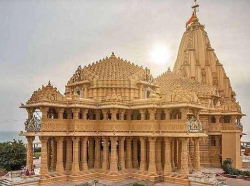 66 स्तंभ और 18891 फिट क्षेत्रफल के दायरें में होगा सोमनाथ मंदिर का जीर्णोद्धार- पीएममोदी