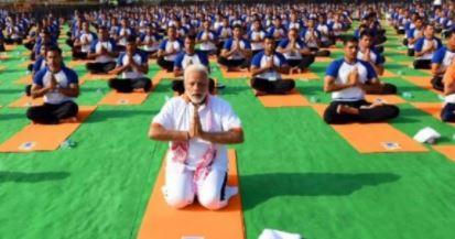 International Yoga Day 2021-भारत ने दिया पूरे विश्व को तोहफा