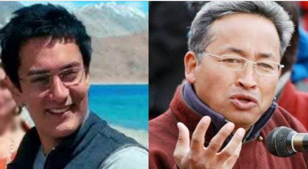 आमिर खान...नही..नही..रियल लाईफ वांगचुक को राष्ट्रपति देंगे मानद उपाधि