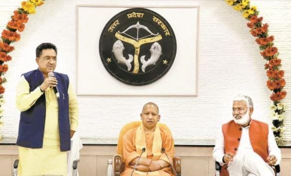 आगामी विधानसभा चुनाव में योगी ही होंगे मुख्यमंत्री का चेहरा-बीजेपी कोर कमेटी
