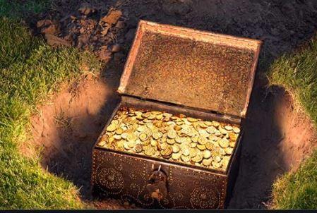 कन्नौज में निकला खजाना- जिसकों मिला लेकर भागा-पूरा गांव शाम तक तलाशता रहा मिट्टी में सोना