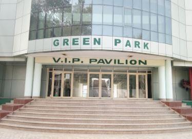 ग्रीन पार्क में लगेगा 26 मई से मेगा वैक्सीनेशन कैम्प