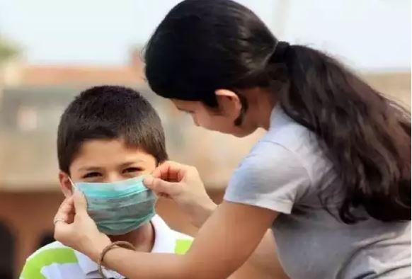 बच्चों में स्वत: तैयार हुई एंटीबाडी यानि कोरोना का सुरक्षा कवच-ICMR