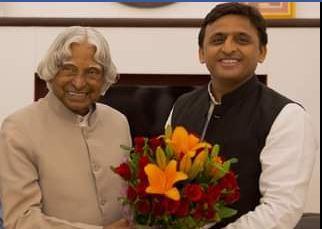 देश के सबसे चहेते राष्ट्रपति एपीजे कलाम साहेब की आज पुण्यतिथि- सपा सुप्रीमों अखिलेश ने ऐसे किया याद