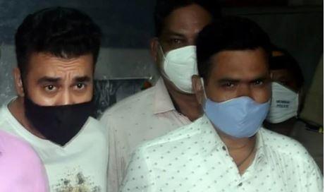 पोर्नोग्राफी मामलें में राजकुन्द्रा का कानपुर कनेक्शन-20 महीने में करोड़पति बन गयी कानपुर की हर्षिता