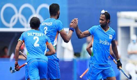 ओलंपिक-चैंपियन अर्जेंटीना को हराया भारत के धुरंधरों ने