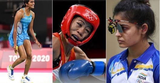 उम्मीदों से भरा रहा ओलंपिक में आज भारत का दिन