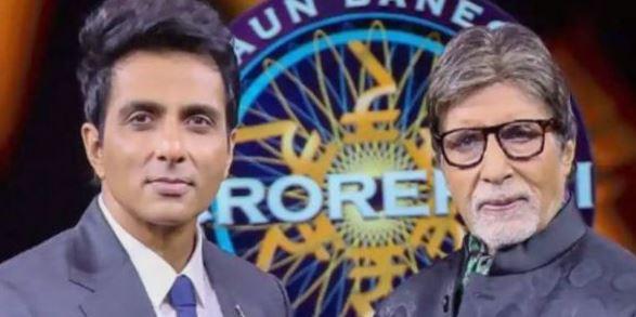 अमिताभ बच्चन ने की सोनू सूद की फिल्म 'किसान' की घोषणा