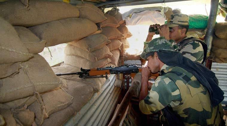 पाकिस्तान ने फिर तोड़ा सीजफायर, चार घंटे तक की लगातार गोलीबारी, BSF ने दिया मुंहतोड़ जवाब
