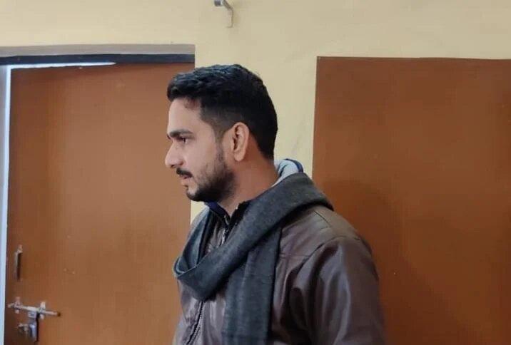 सिंगर से गैंगरेप के आरोप में बाहुबली विधायक का पौत्र गिरफ्तार