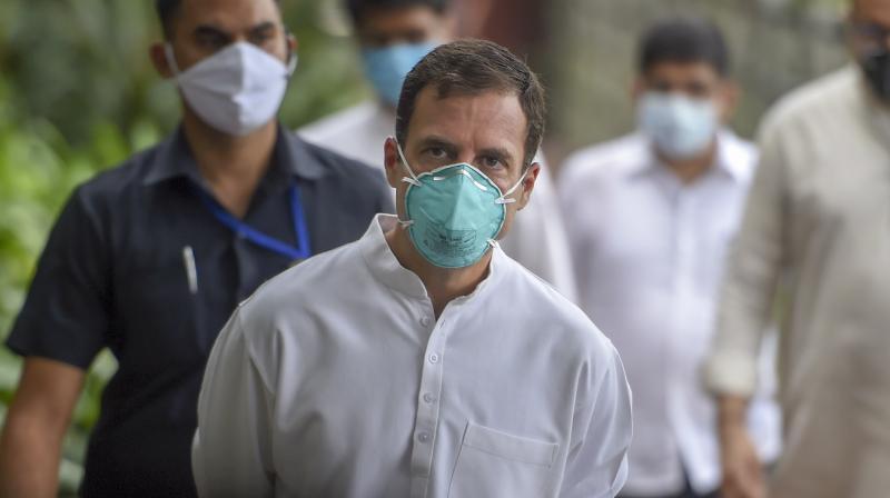 दिल्ली- किसानों के समर्थन में उतरेंगे राहुल गांधी, गुरूवार को राष्ट्रपति भवन तक करेंगे मार्च
