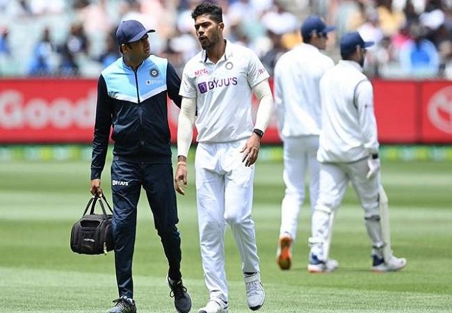 IND vs AUS: टीम इंडिया को लगा बड़ा झटका, चोटिल होने की वजह से टेस्ट सीरीज से बाहर हुए उमेश यादव